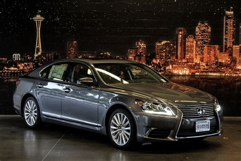 Lexus Ls Photo by 2016 Lexus Ls 460 Photos Informations Articles