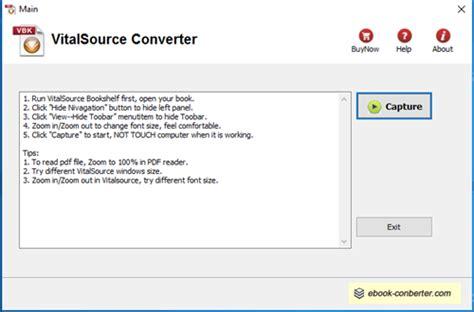 Virtualsource Bookshelf by Vitalsource Bookshelf To Pdf Converter Vistalsource Drm
