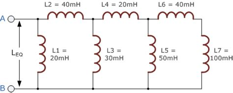 Inductors Parallel Inductor Circuits