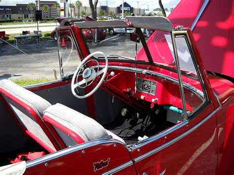 jeep jeepster interior 1949 willys jeepster interior flickr photo sharing