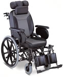 Motorized Wheel Chair by Reclining High Backrest Type Manual Wheelchair 204bjq In