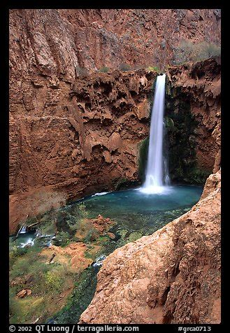 Mooney Falls Grand Canyon National Park
