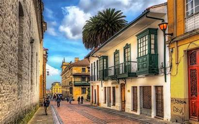 Colombia Bogota Columbia Cities Wallpapers Backgrounds