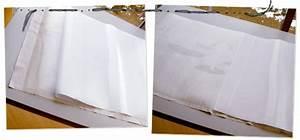 Klebeband Für Stoff : eine anleitung f r die montage eines selbst gedruckten lampenschirm stoffes blog stoff vom ~ Markanthonyermac.com Haus und Dekorationen