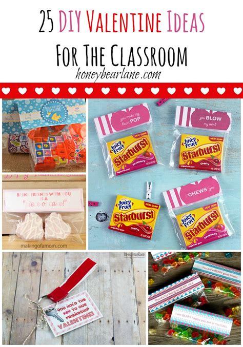 diy valentine ideas   classroom honeybear lane