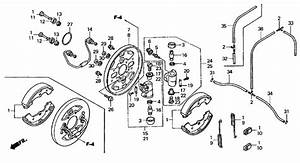 2002 Honda Rancher 350 Carburetor Diagram