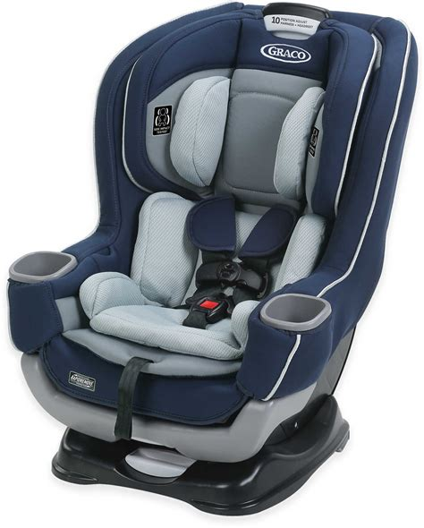 graco extendfit convertible car seat featuring