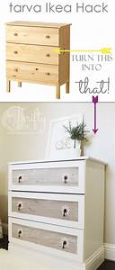 Ikea Tarva Kommode : thrifty and chic diy projects and home decor ~ Markanthonyermac.com Haus und Dekorationen