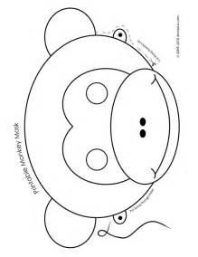 Animal Mask Templates Printable Free