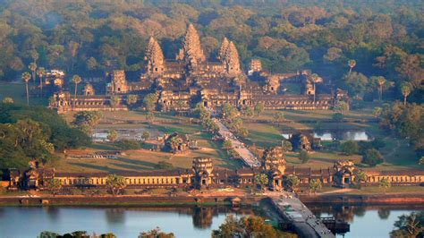 Angkor Wat Of Cambodia Travelercomment