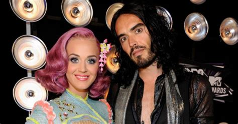 russell brand elephant katy perry calls relationship with russell brand a very