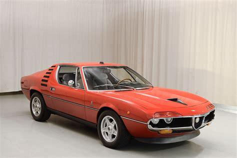 1974 Alfa Romeo Montreal Coupe  Hyman Ltd Classic Cars