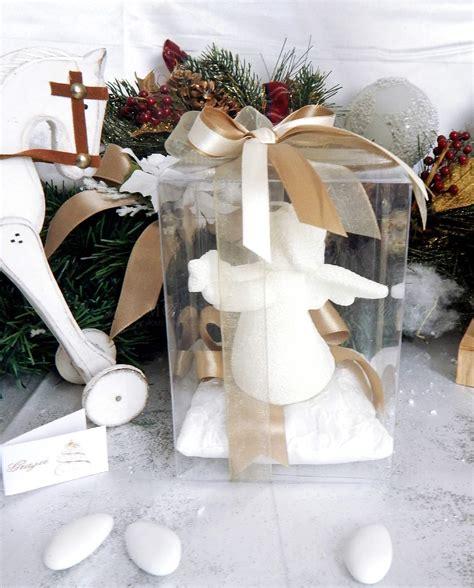candela bomboniera bomboniera candela a forma di angelo con stellina