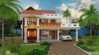 Stunning Villa House Designs Photos by 2700 Sq Beautiful Villa Design Kerala Home Design