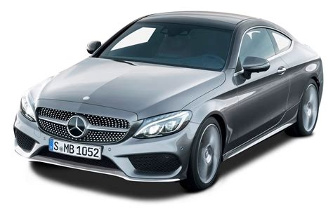 Mercedes C Class Coupe Backgrounds by Grey Mercedes C Class Coupe Car Png Image Purepng