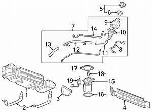 Chevrolet Suburban 2500 Sensor  Fuel  Pressure  Unit  Tank