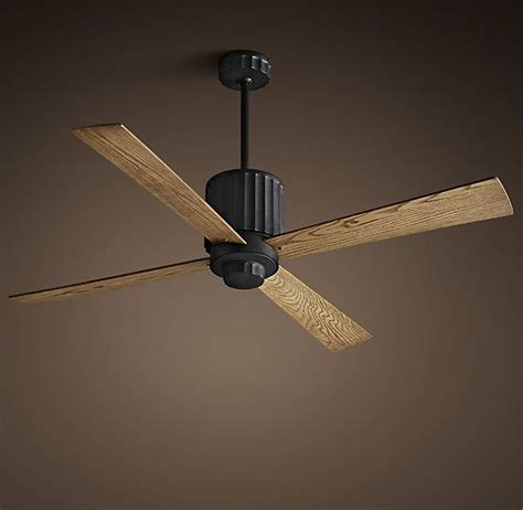 ideas  industrial ceiling fan  pinterest