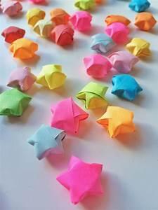 Origami Lucky Stars - Fun Crafts Kids
