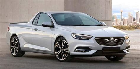 2018 Holden Ute Review, Release Date  20182019 Best