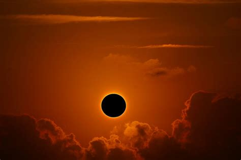 The 'ring of fire' solar eclipse of 2021 will look like ...