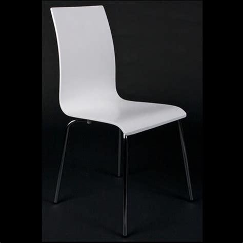 chaise blanche de cuisine chaises de salon ou de cuisine blanche lot de 4 achat