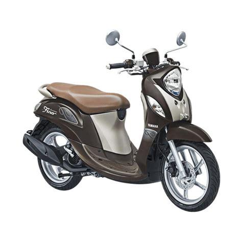 Yamaha Fino 125 Image by Jual Yamaha New Fino 125 Blue Premium Sepeda Motor