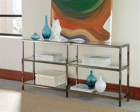 metal and glass bookcase bookcases industrial metal bookcase console with glass