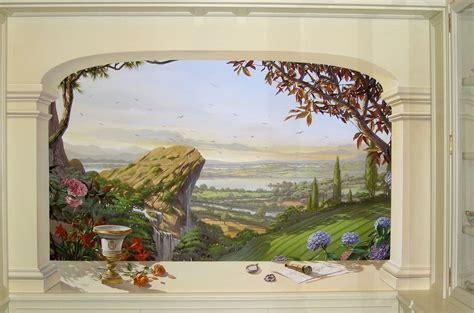 pittura sala da pranzo lo spazio dipinto roma sala da pranzo trompe l oeil