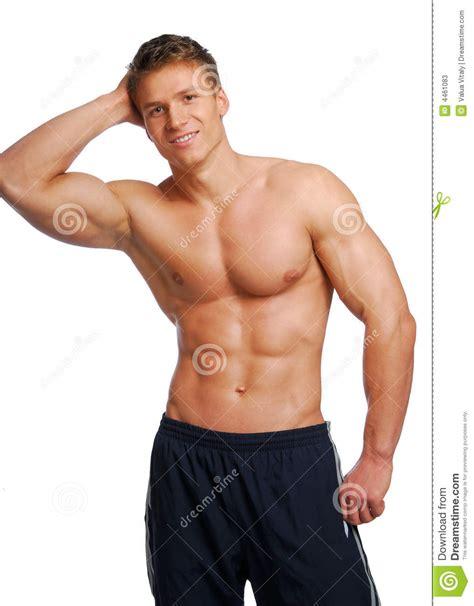 male body stock photos image 4461083