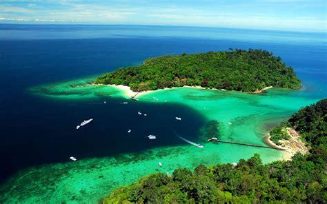 tunku abdul rahman national park group islands