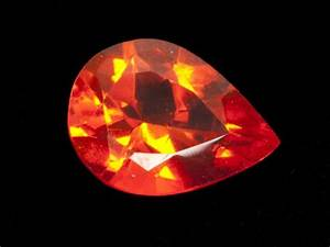 Faceted Mexican Fire Opal - Buy Faceted Mexican Fire Opal ...
