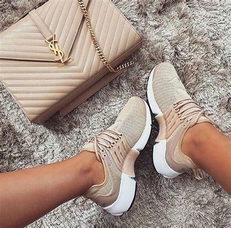 Shoes: nike, tan   Wheretoget
