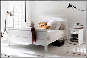 200 200 Bett : bett 200x200 weis landhaus betten house und dekor galerie 5bgv71nav7 ~ Frokenaadalensverden.com Haus und Dekorationen