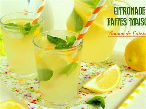 un amour de cuisine chez soulef les meilleures recettes de citronnade et boissons