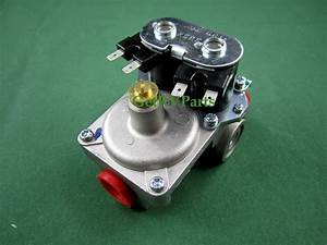 Atwood Hydro Flame 38607 Rv Heater Furnace Gas Valve