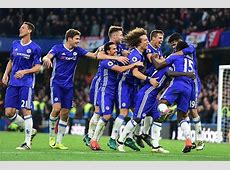 EPL 201617 Antonio Conte's Chelsea sound title warning