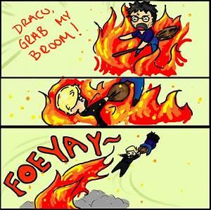 Funny Harry Pot... Drarry Comics