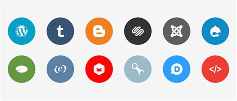 12 Useful, Simple And Best Of All Free Icon Sets For Your