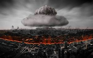 Atomic Bomb Explosion Wallpaper