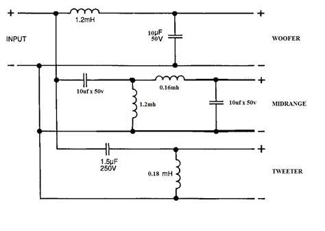 solucionado divisor de frecuencia hasta 200 w de 3 vias yoreparo