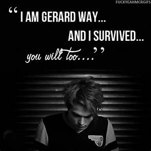 gerarde way quotes | Tumblr
