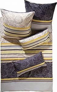 Bettwäsche 200x220 Flanell : traumhafte bettw sche aus flanell gelb 200x220 von erwin m ller bettw sche ~ Markanthonyermac.com Haus und Dekorationen