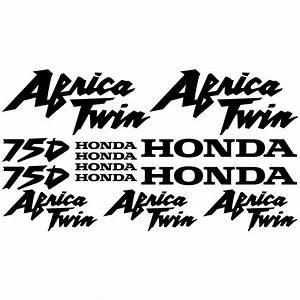 Xrv 750 Africa Twin Aufkleber : wandtattoos folies honda africa twin 750 aufkleber set ~ Kayakingforconservation.com Haus und Dekorationen