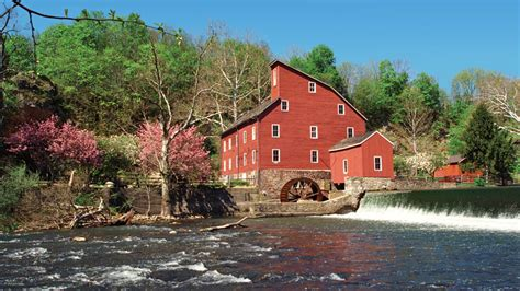 red mill  clinton  jersey