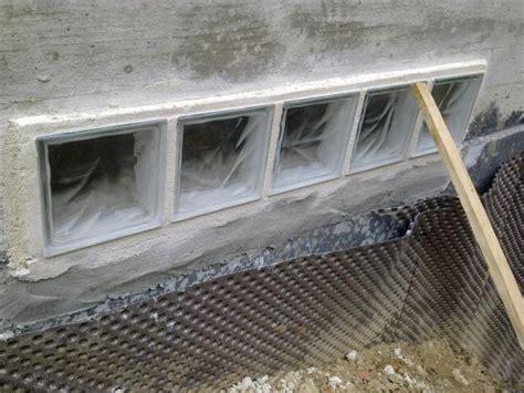 comment monter un mur de briques de verre en pose godt wc mur brique