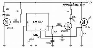 Ir Photodetector Circuit Diagram