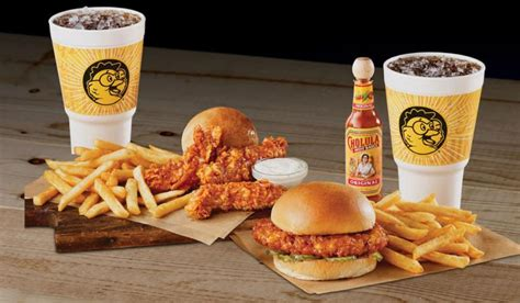 Golden Chick Collaborates with Cholula Hot Sauce on Spicy ...