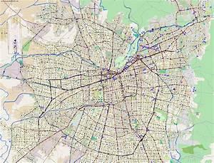 City Maps Santiago