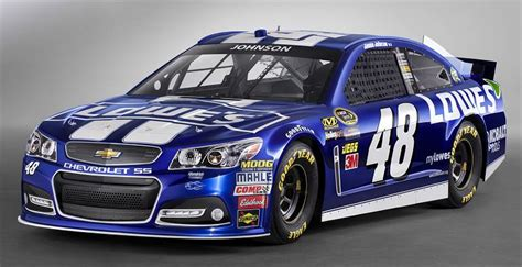 Photos Jimmie Johnson Chevrolet Ss 2013 Paint Schemes