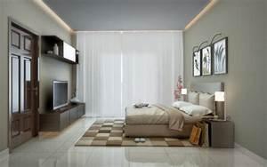 Idée Chambre Adulte : idee deco chambre adulte 21 ~ Melissatoandfro.com Idées de Décoration
